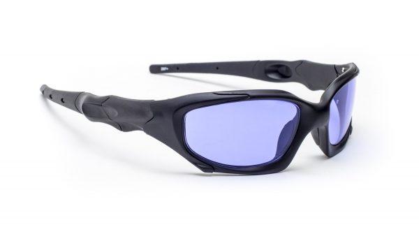 Model 1205, Plastic Glassworking Safety Glasses, Polycarbonate Sodium Flare, #GB-SFP-1205