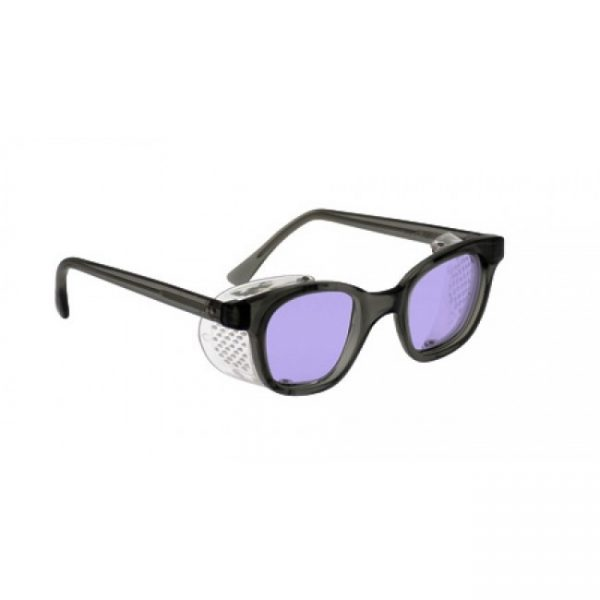 70 F Style Frame, Glassworking Safety Glasses, Polycarbonate Sodium Flare, #GB-SFP-70F