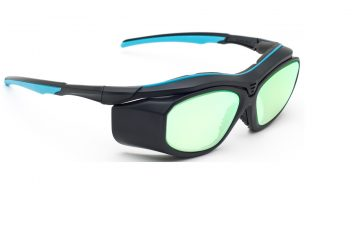 The Risk of Not Wearing Laser Safety Glasses Correctly