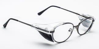 Metal Radiation Glasses