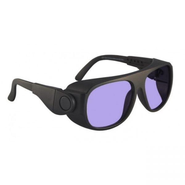 Glassworking Safety Glasses With UV and Solar Flare Protection