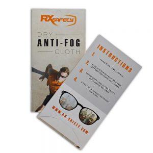 Anti Fog Dry Cloth