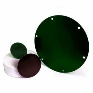 Custom Fabricated Welding Glass