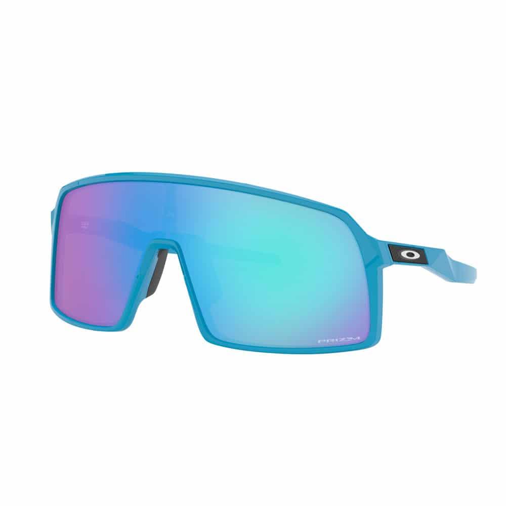 Oakley Sutro Sunglasses Sky Blue with Sapphire Lens